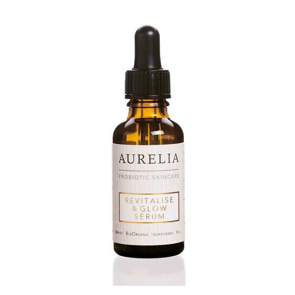 Aurelia Probiotic Skincare Revitalise & Glow Serum 30ml