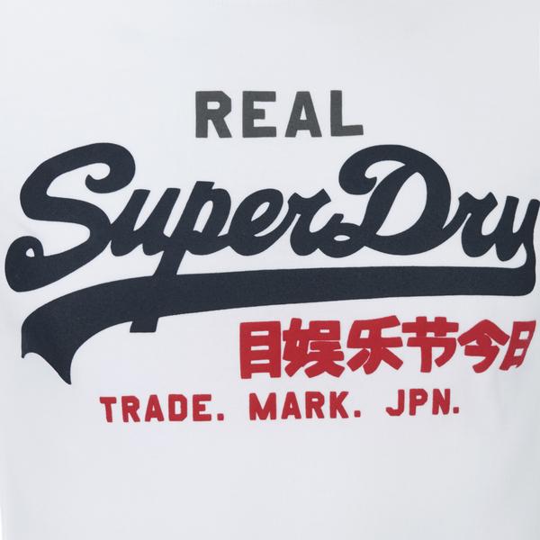 Superdry Men's Vintage Logo Tri Entry T-Shirt