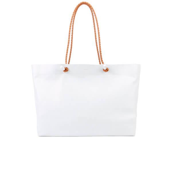 Paul Smith Accessories Women's Paper Tote Bag - White
