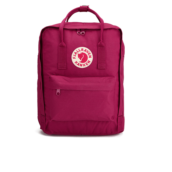 fjallraven kanken backpack plum free uk delivery over 50