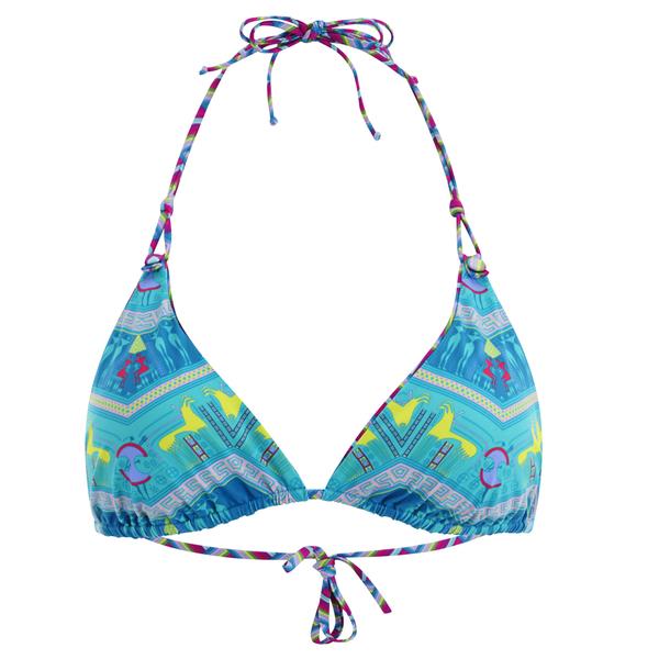 Paolita Women's Absinthe Melissa Bikini Top - Multi