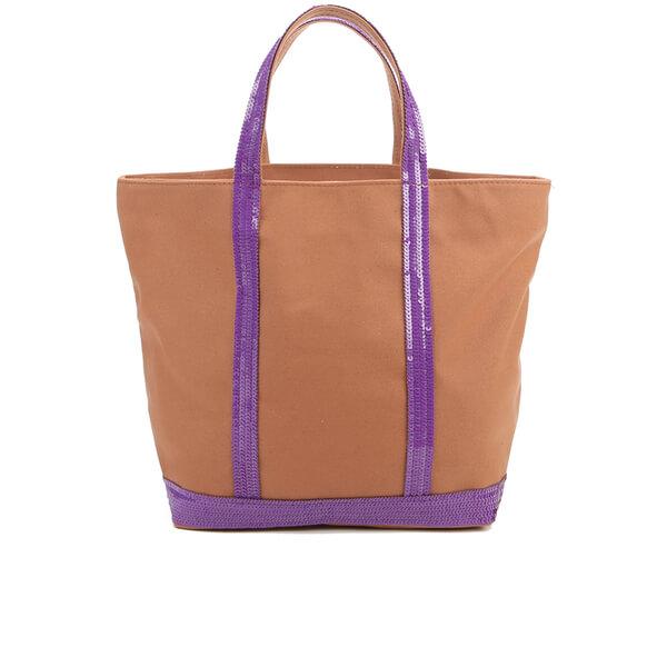 Vanessa Bruno Athe Women's Cabas Small Tote Bag - Orange