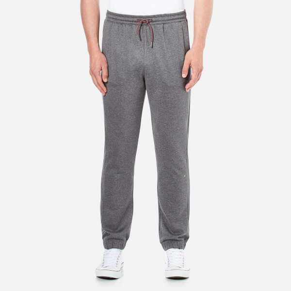 BOSS Green Men's Hadiko Sweatpants - Mid Grey