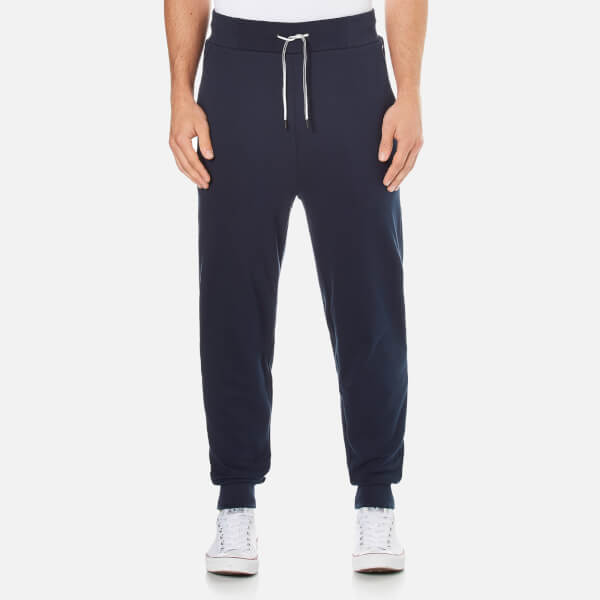 HUGO Men's Deapel Cuffed Sweatpants - Navy