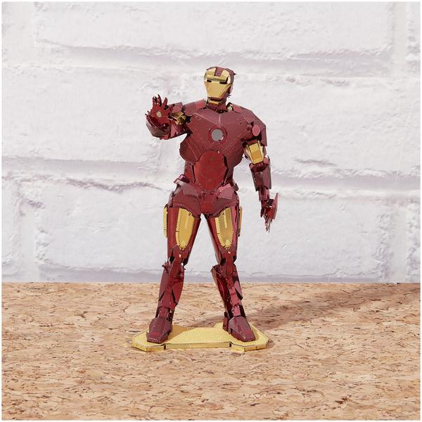 Marvel Avengers Iron Man Metal Earth Construction Kit