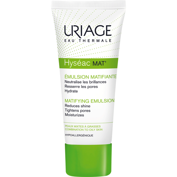 Uriage Hys 233 Ac Acne Emulsion Treatment Cream 40ml Free