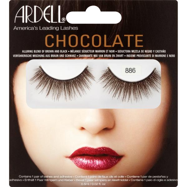 Ardell 886 Faux-Cils- ChocolatNoir Marron