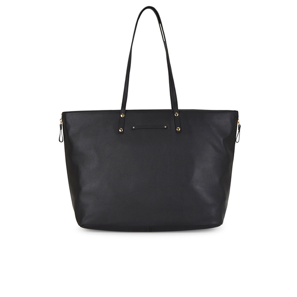 Fantastic Women Black Leather Bag Royalty Free Stock Photography  Image