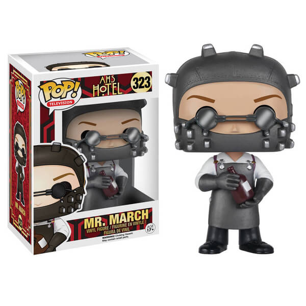 American Horror Story Hotel Mr. March Pop! Vinyl Figure