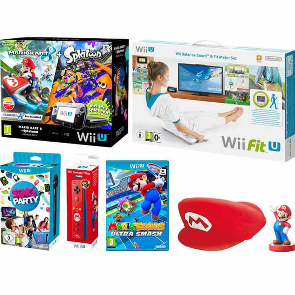 Wii u game pack - Discount shell gift cards