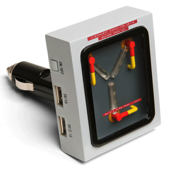 Flux Capacitor Car Charger Uk