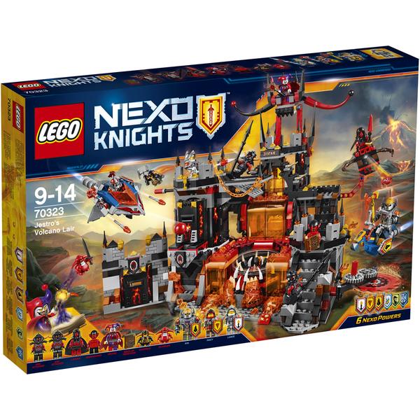 LEGO Nexo Knights: Jestro's Volcano Lair (70323)