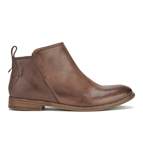 H Shoes by Hudson H Shoes by Hudson Women's Revelin Leather Ankle Boots - Chocolate - UK 7