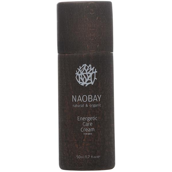 Crème visage Energetic Care pour hommes NAOBAY 50 ml
