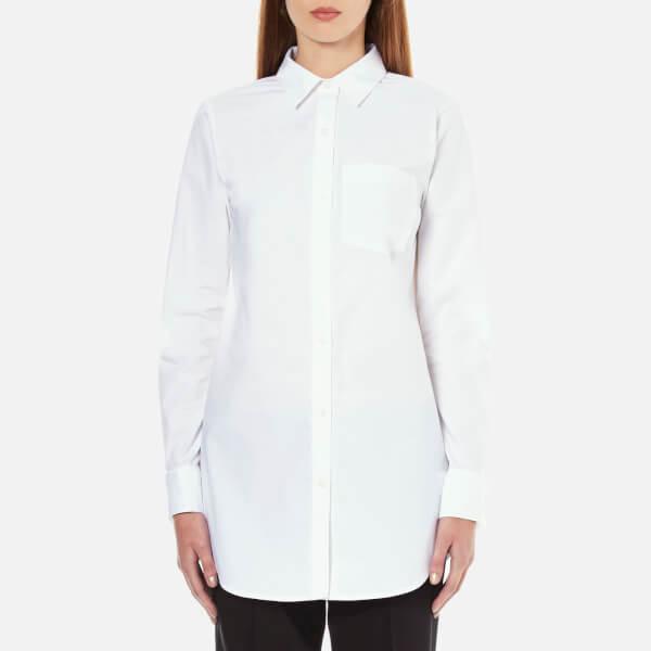 MICHAEL MICHAEL KORS Women's French Cuff Top - White