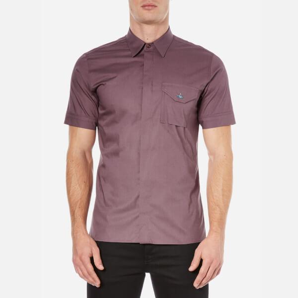 Vivienne Westwood MAN Men's Street Shirt - Grape