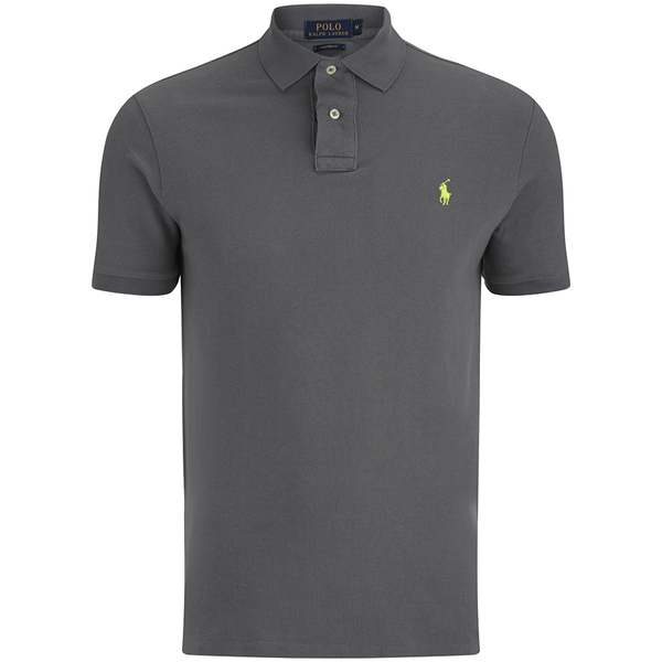 Polo Ralph Lauren Men 39 S Custom Fit Polo Shirt Marine