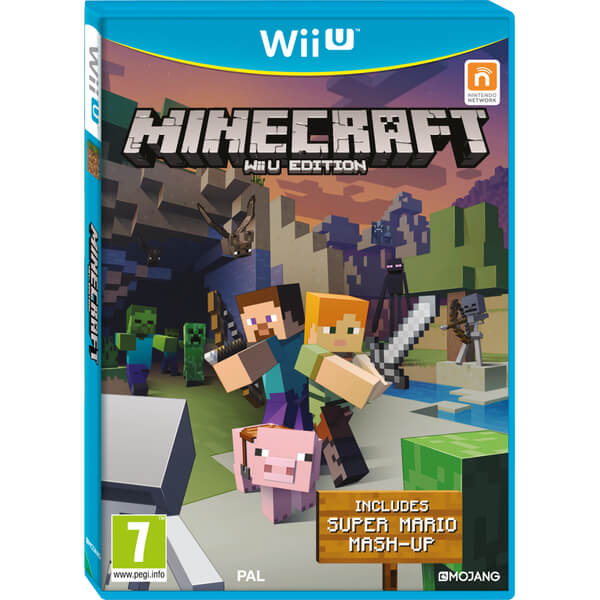 Nintendo confirms Minecraft: Wii U Edition, release date revealed ...