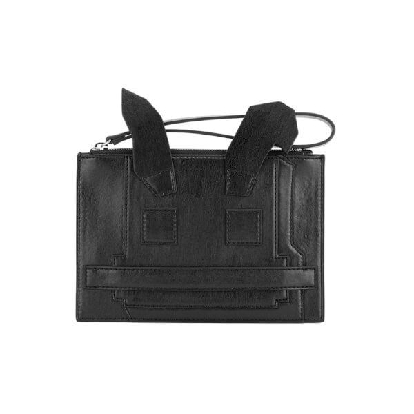 McQ Alexander McQueen Women's Electro Bunny Pouch - Black