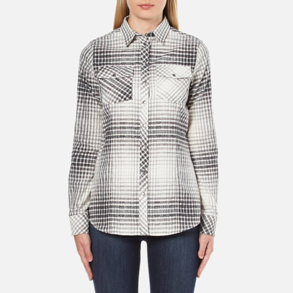 Barbour International Women's Turini Shirt - Black Check