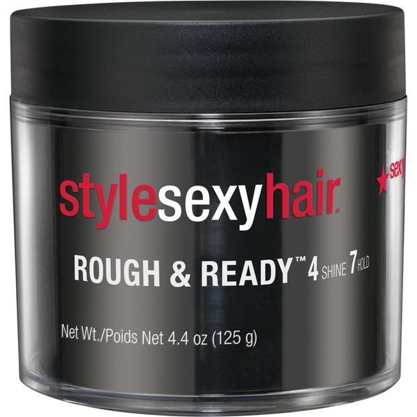 Sexy Hair Style Rough & Ready Pomade 125g