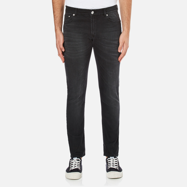 Versus Versace Men's Pocket Logo Denim Jeans - Grigio