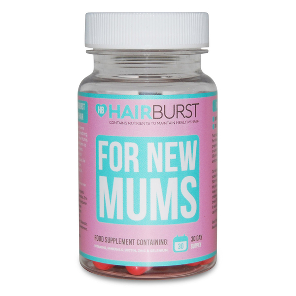 Hairburst Vitamins For New Mums 30 Capsules Free Delivery