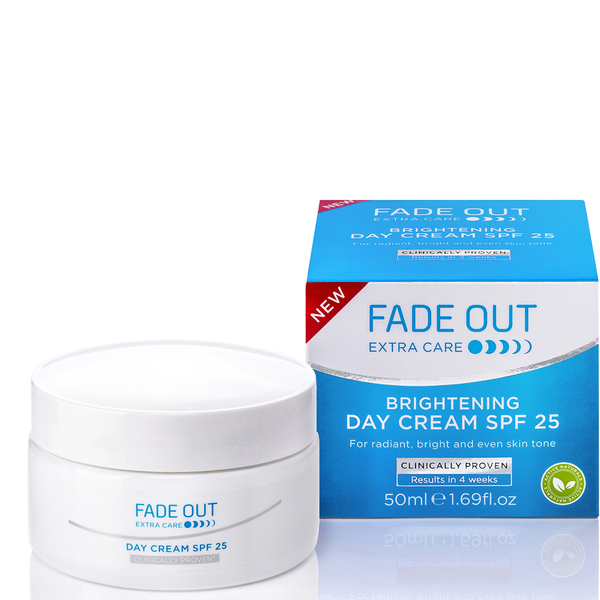 Fade Out Extra Care Brightening Day Cream SPF 25 50ml