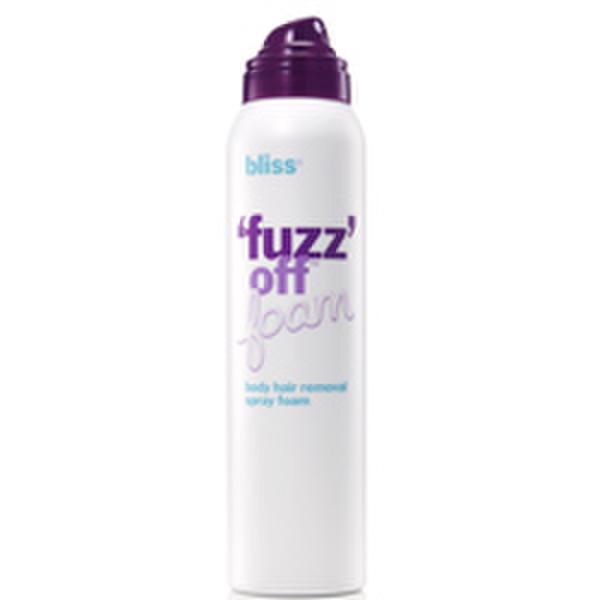 Bliss Fuzz Off Foam Hair Removal Spray Foam