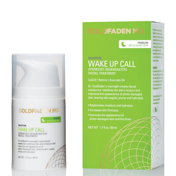 Goldfaden MD Wake Up Call Overnight Regenerative Facial Treatment
