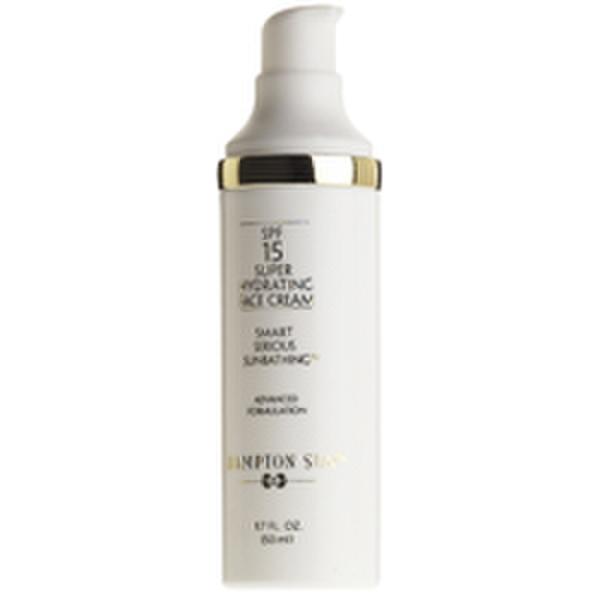 Hampton Sun SPF 15 Hydrating Face Cream