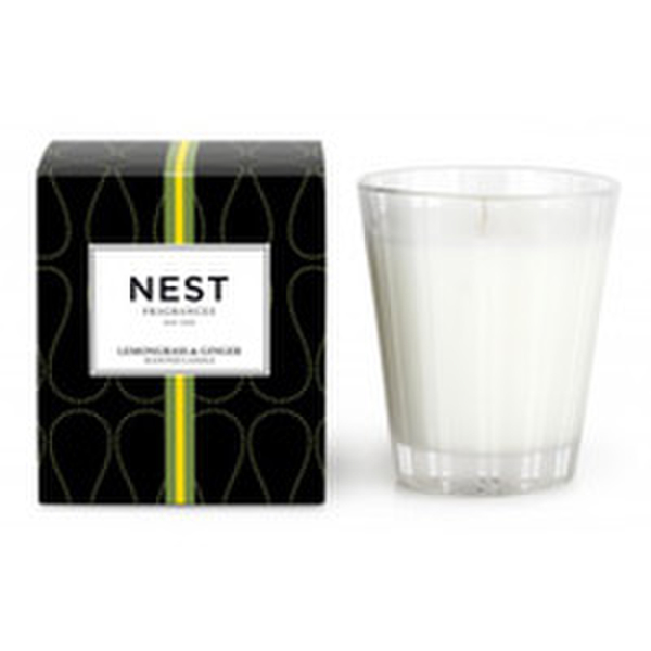 NEST Fragrances Scented Candle - Lemongrass and Ginger