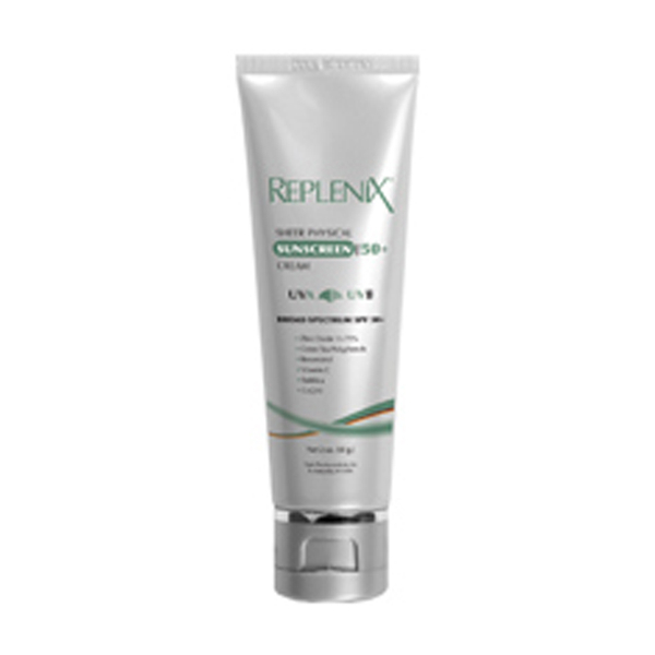 Topix Replenix Sheer Physical Sunscreen Cream SPF 50