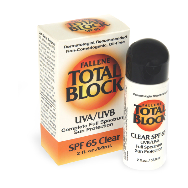 Total Block Face Untinted SPF 60