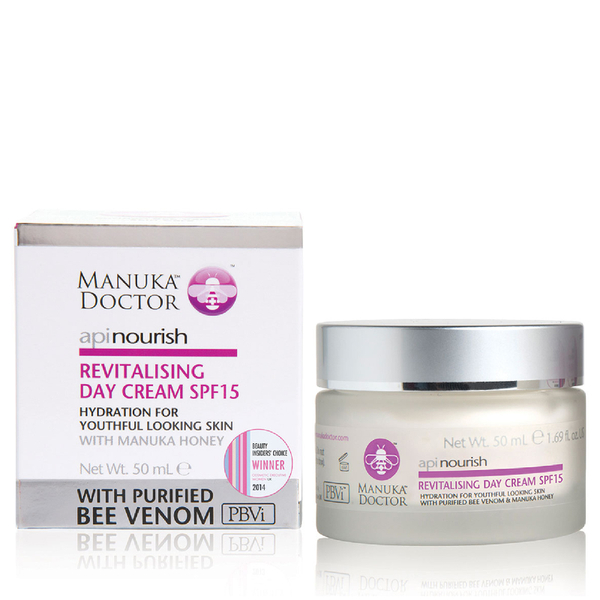 Manuka Doctor ApiNourish Revitalising Day Cream LSF 15 50 ml