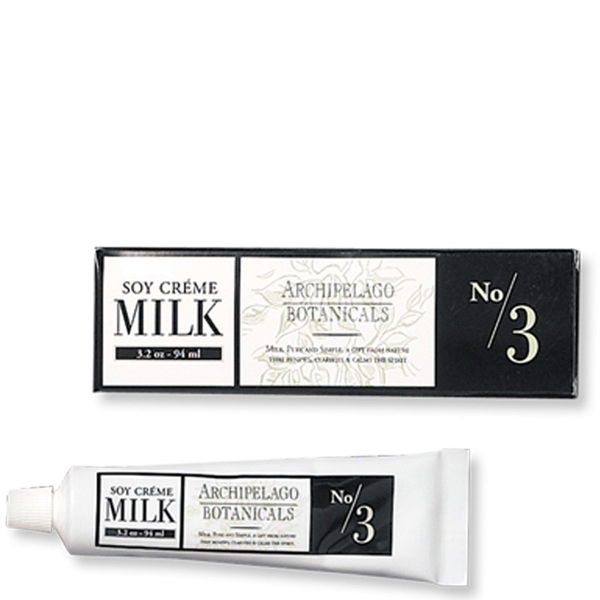 Archipelago Botanicals Soy Milk Hand and Body Cream