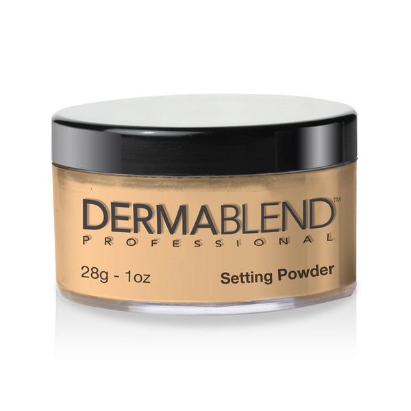 Dermablend Loose Setting Powder - Warm Saffron