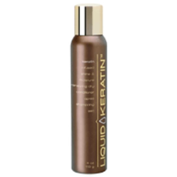 Liquid Keratin Infused Volumizing and Revitalizing Dry Shampoo