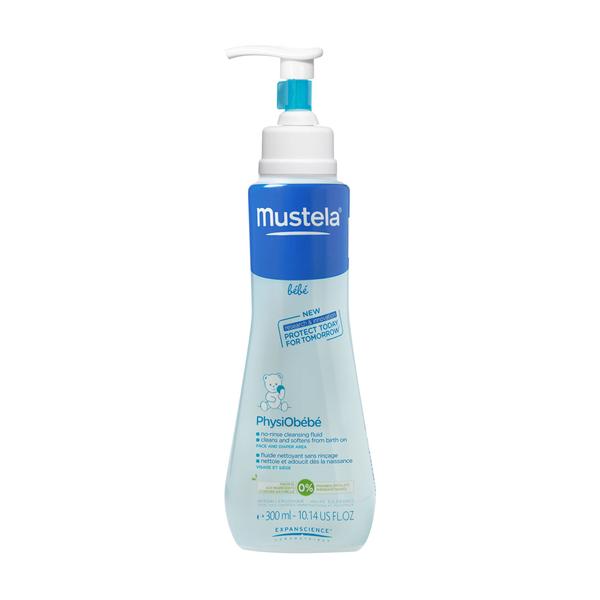 Mustela PhysiObebe No Rinse Cleansing Fluid
