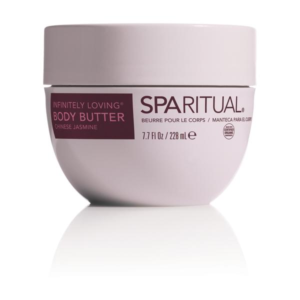 SpaRitual Infinitely Loving Body Butter
