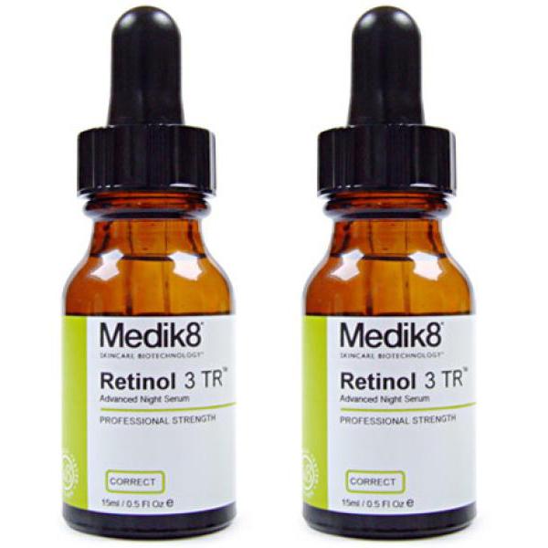 2x Medik8 Retinol 3 TR 15ml