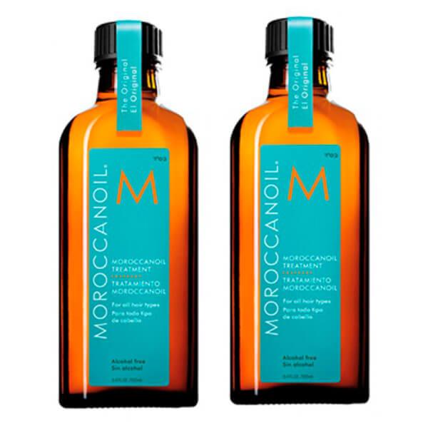 2x Moroccanoil Original Treatment 100ml
