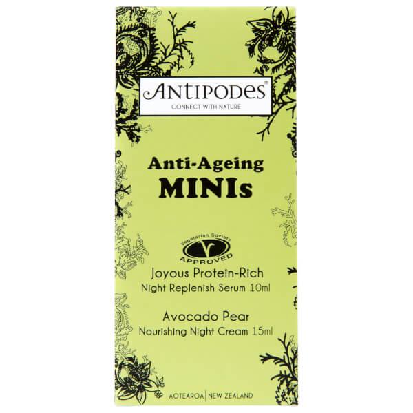 ANTIPODES Anti-Ageing Mini Kit