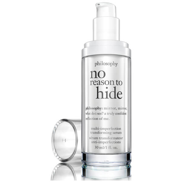 philosophy no reason to hide multi imperfection serum