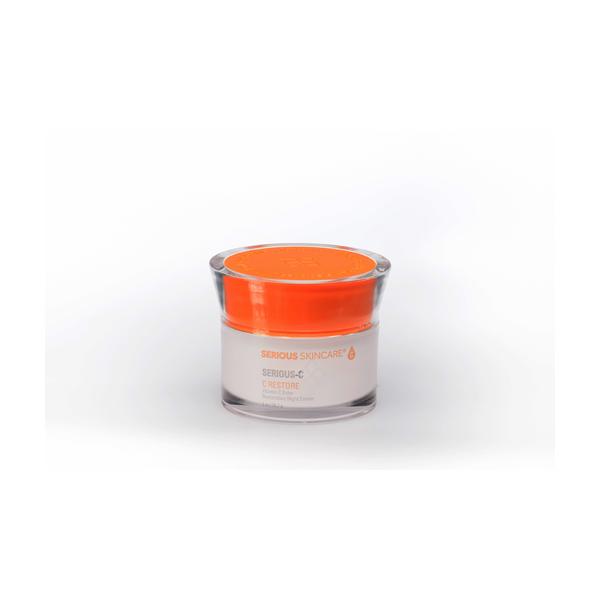 Serious Skincare C Restore Restoration Night Cream