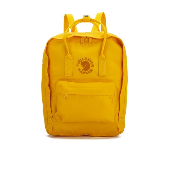 Fjallraven Re-Kanken Backpack - Sunflower