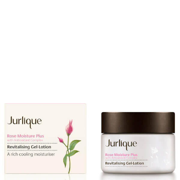 Jurlique Rose Moisture Plus Revitalising Gel-Lotion 0.17oz