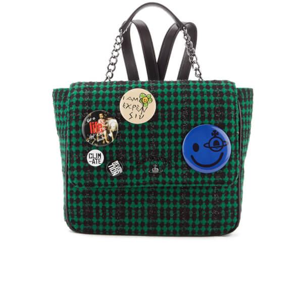 Vivienne Westwood Women's Avon Backpack - Green