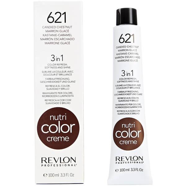 Revlon Professional Nutri Color Creme 621 Chestnut Caramel 100ml