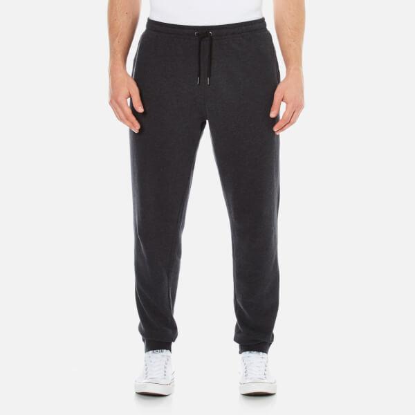 Derek Rose Men's Devon 1 Sweatpants - Charcoal
